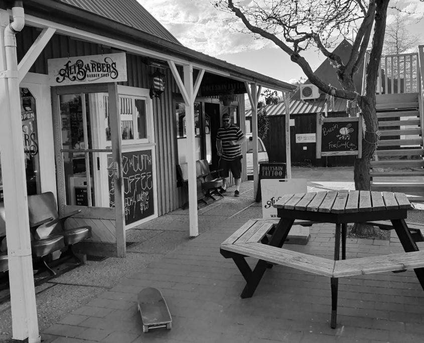 Ali Barbers Wanaka Dunmore St